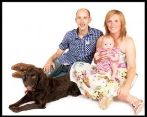 family pet  portrait photographer nick martin
